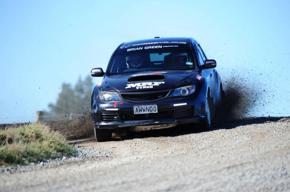Shots of our motorsports rally racing team. Woodend Automotive Racing